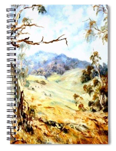 Near Avoca Spiral Notebook