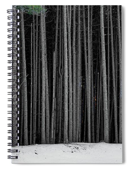 Near Mopang Spiral Notebook