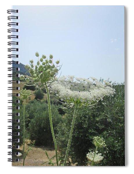 Near Zuheros Spiral Notebook