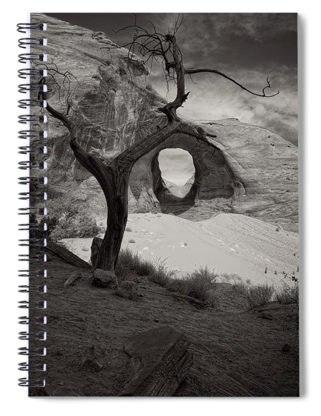 Nearer To Thee Spiral Notebook