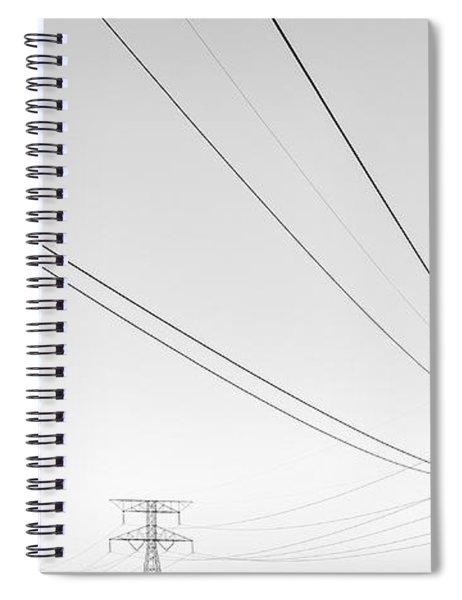 Necessary Evil Spiral Notebook