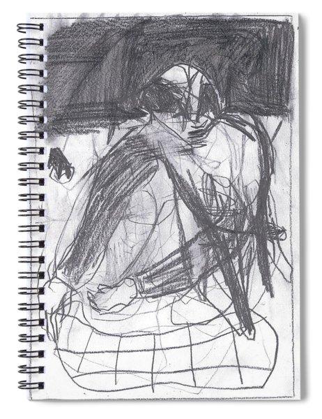 Net Landscape Spiral Notebook