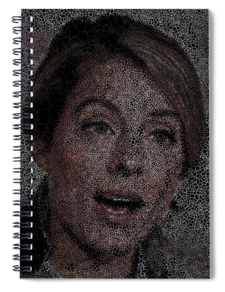 Netflix Canada Woman Spiral Notebook