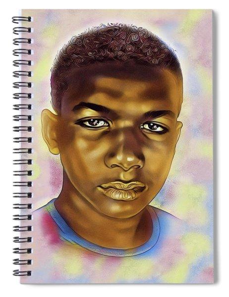 Never Forget Trayvon Spiral Notebook