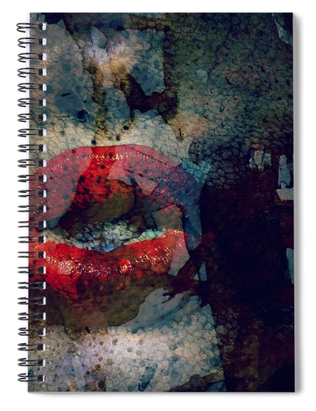 Never Had A Dream Come True  Spiral Notebook