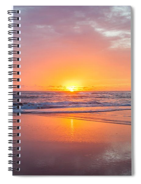 New Beginnings Spiral Notebook