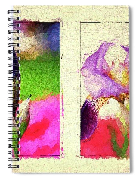 New Birth Spiral Notebook
