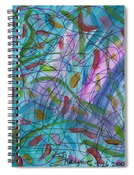 New Day Dawning Spiral Notebook