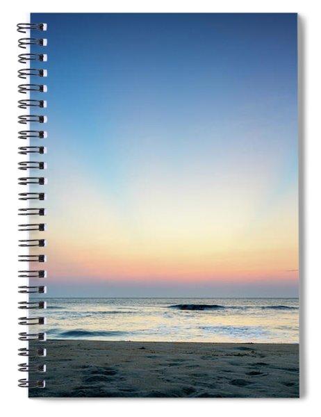 New Horizon Spiral Notebook