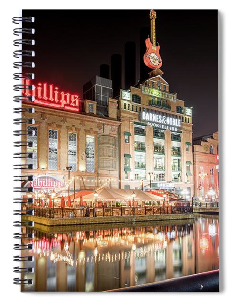 New Life Of Old Power Plant Spiral Notebook