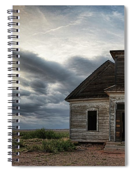 New Mexico Church Spiral Notebook