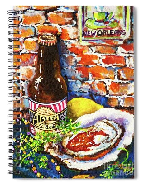 New Orleans Treats Spiral Notebook