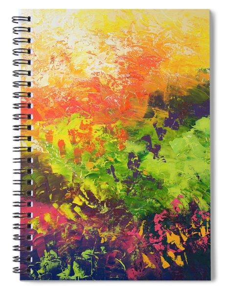 New Upload Spiral Notebook