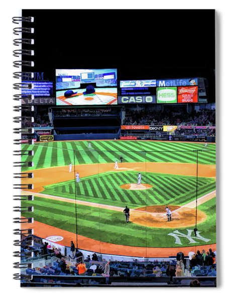 New York City Yankee Stadium Spiral Notebook