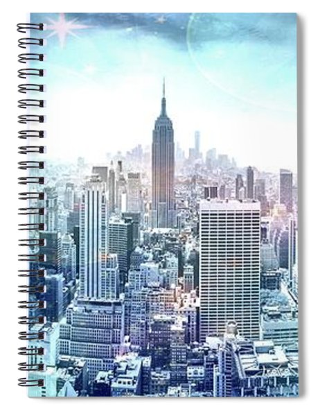 New York Fairytales Spiral Notebook