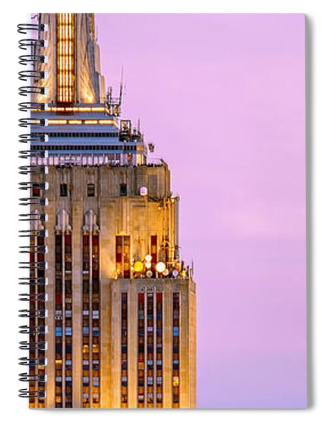 New York Giants Spiral Notebook