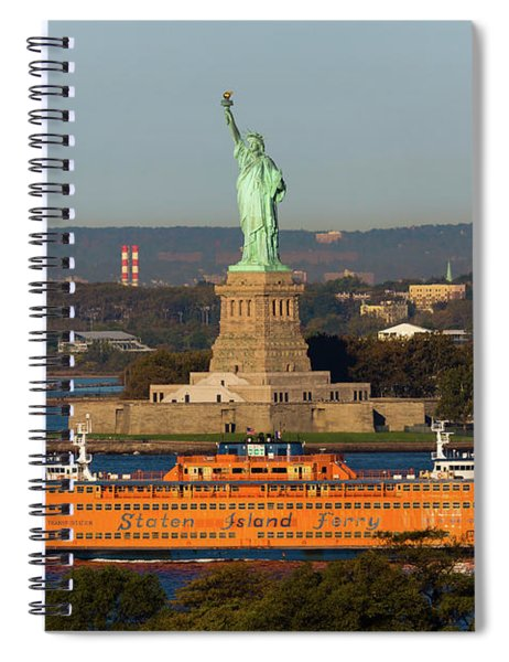 New York Icons Spiral Notebook