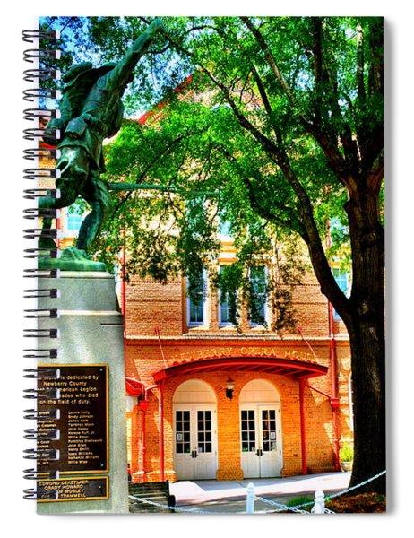 Newberry Opera House Spiral Notebook