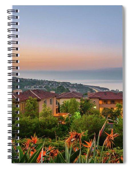 Newport Morning Spiral Notebook