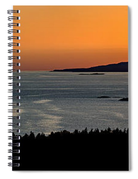 Neys Horizon Spiral Notebook