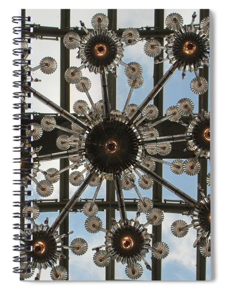 Nice France Mall 01 Spiral Notebook