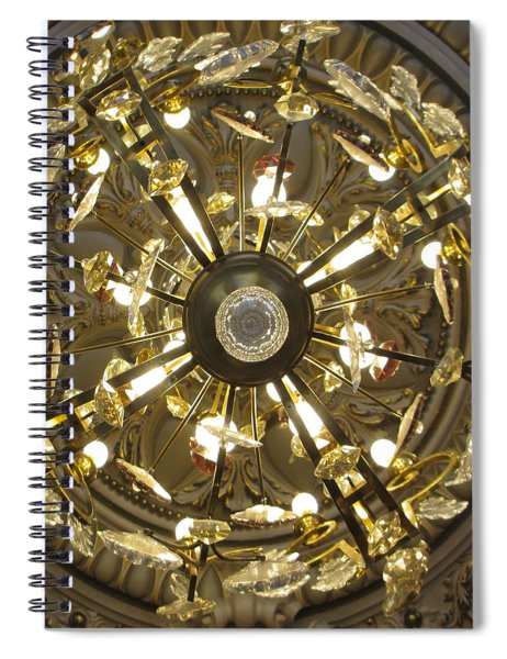 Nice Monte Carlo 01 Spiral Notebook