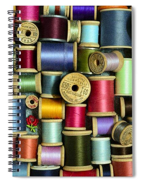 Nice Threads Spiral Notebook