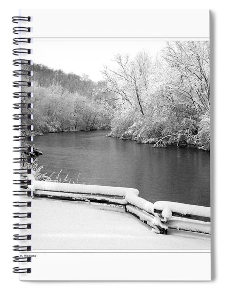 Nichols Arboretum #5 Spiral Notebook