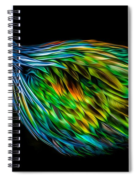 Nicobar Spiral Notebook