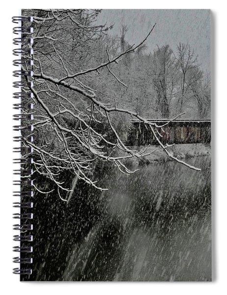 Quinn Spiral Notebook