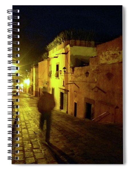 Night Dream Spiral Notebook