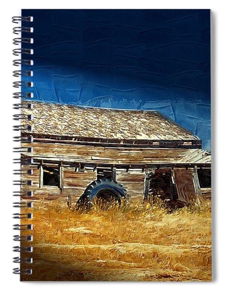 Night Shift Spiral Notebook