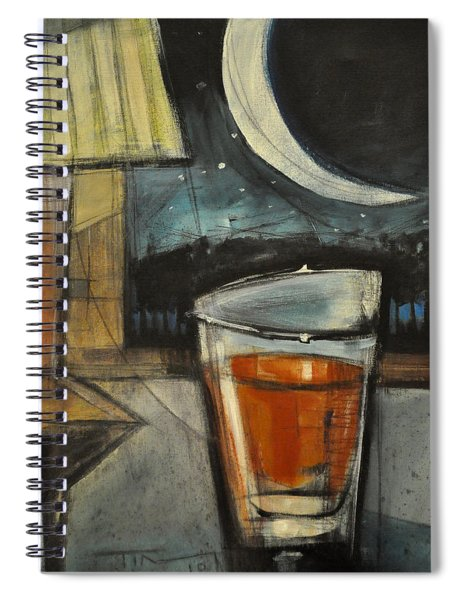 Nightcap Spiral Notebook