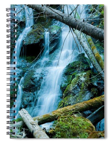 Nine Mile Falls Spiral Notebook