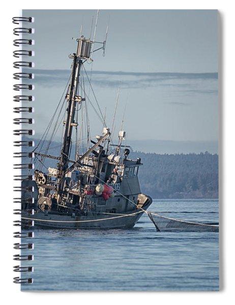 Nita Dawn Closing Spiral Notebook