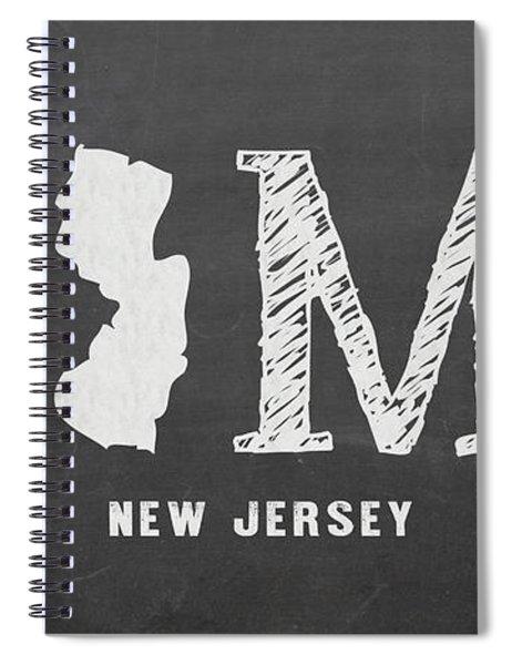 Nj Home Spiral Notebook