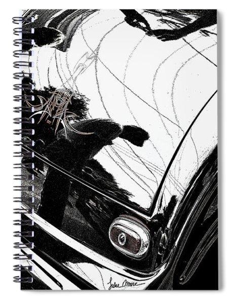 No. 1 Spiral Notebook