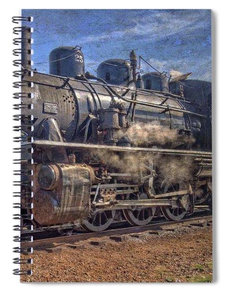 No. 25  Spiral Notebook