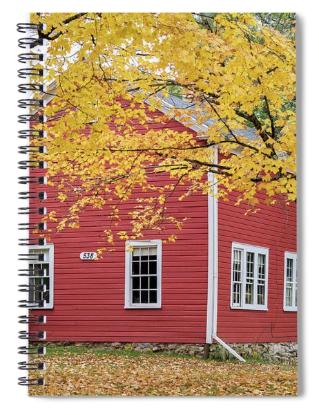 No. 538 Spiral Notebook