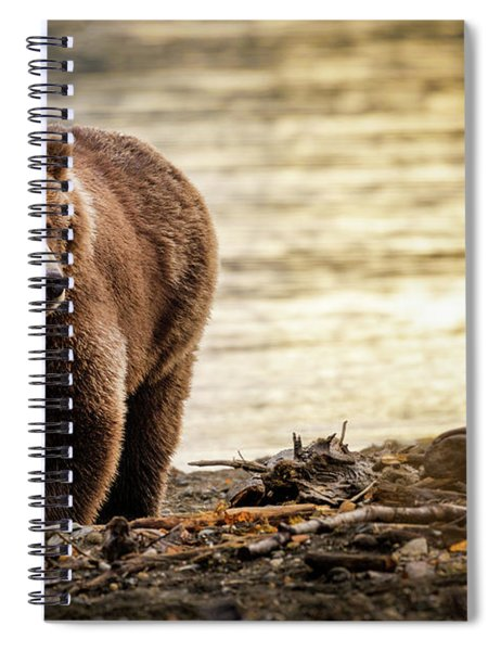 No Escape Spiral Notebook