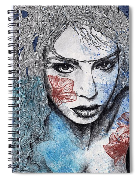 No Hope In Sight Spiral Notebook