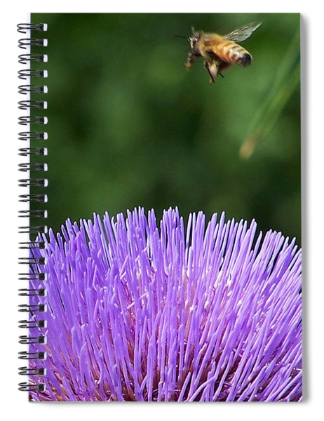No Landing Strip Needed Spiral Notebook