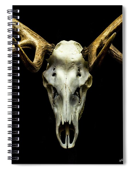 No One Gets Out Alive Spiral Notebook