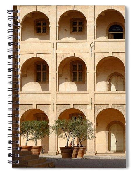 No Pigeon Holes  Spiral Notebook