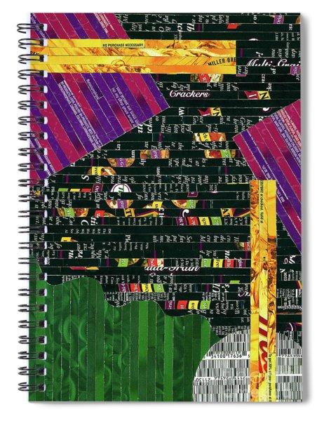 No Purchase Necessary Spiral Notebook