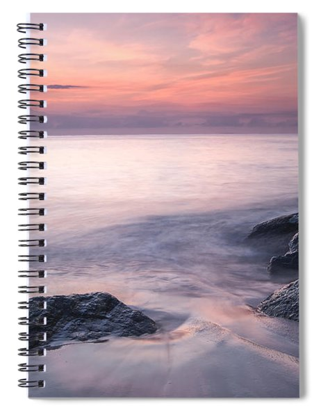 No Troubles Spiral Notebook