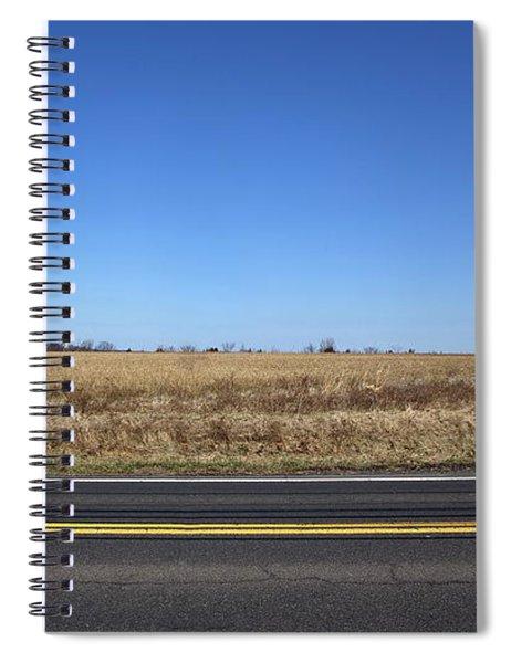 No Way Spiral Notebook