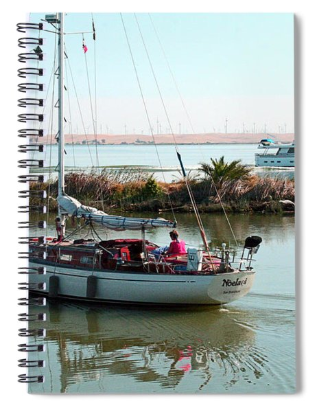 Noelani Plus One Spiral Notebook