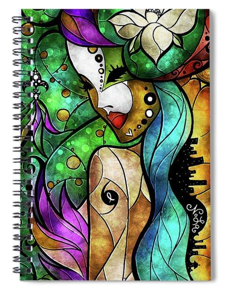 Nola Spiral Notebook