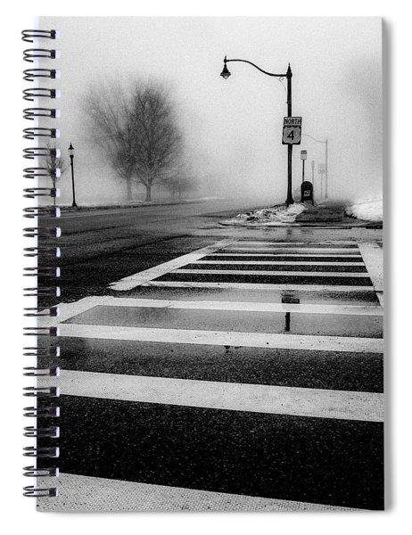 North 4 Spiral Notebook